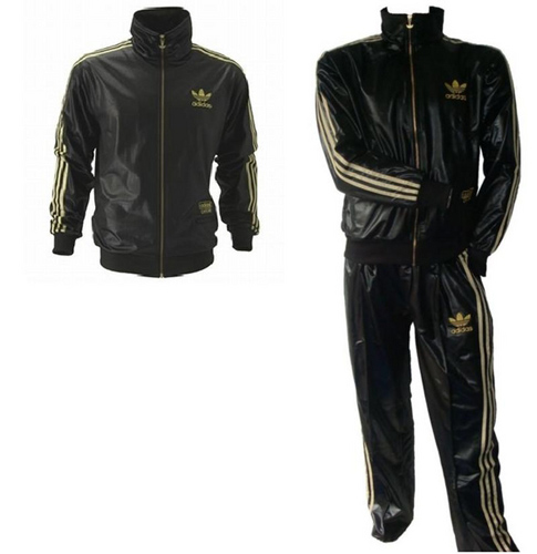 adidas Chile 62 Track suit Trefoil Shiny Tracksuits Men's Tracksuits