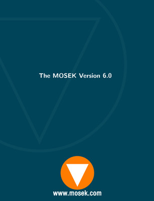 Mosek Optimization Tools v6.0.0.106 Full version