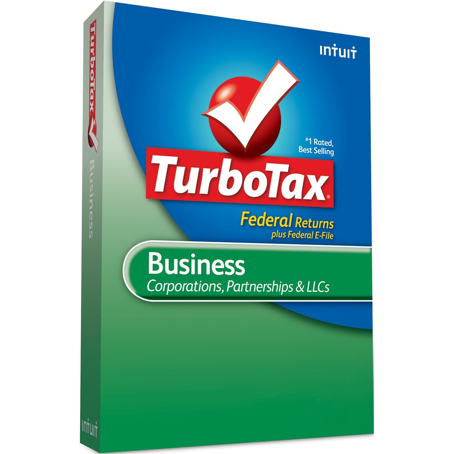 TurboTax Business 2010 Corporations, Partnerships,LLC