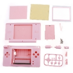 Pink Shell Replacement Case Housing for NDS Lite NDSL