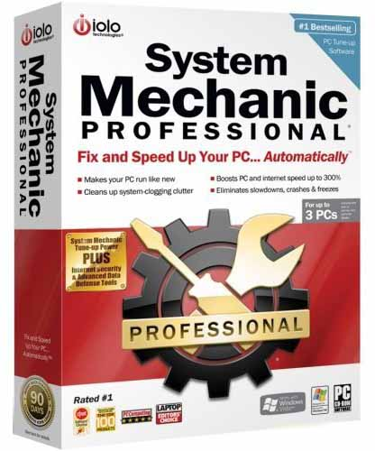 Iolo System Mechanic 9 Professional