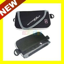Black Soft Carry Bag Case for Nintendo DS Lite NDS Game