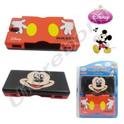 Nintendo DS Lite NDSL Mickey Mouse Custom Hard Cover