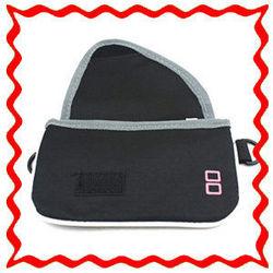 Black Soft Carry Bag Case for Nintendo DS Lite NDSL DSL