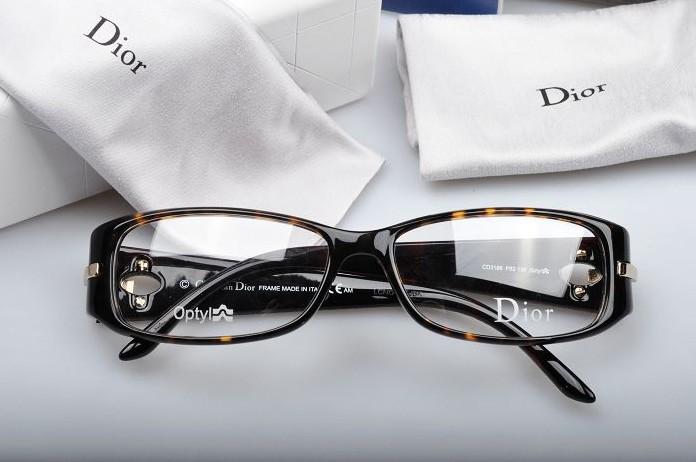 DIOR Eyeglasses Glasses Frames CD3186 black