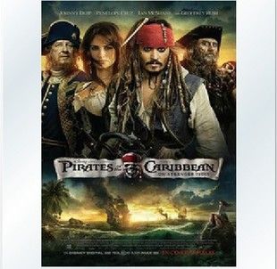 Pirates of the Caribbean trilogy collection  Blu - ray discs Blu - ray movies