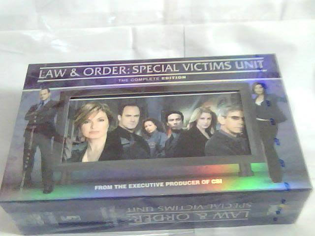 Law & Order  Seasons1-12 (72DVD Sealed Boxset)