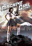 THE MACHINE GIRL (2008) JAPANESE MOVIE DVD