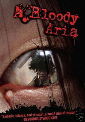 A Bloody Aria KOREA MOVIE DVD