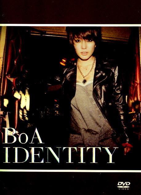 BoA IDENTITY DVD J-POP