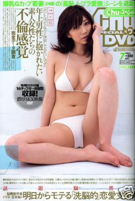 CHU IMPORT JAPAN MAGAZINE JULY 2008