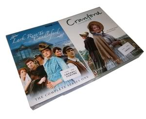 CRANFORD seasons1-2 (10DVD Sealed Boxset)