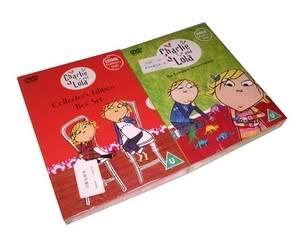 charlie and lola 1-2 (12DVD Sealed Boxset)