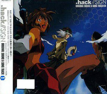 .HACK//SIGN OST CD