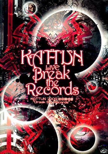 KAT-TUN Live Break the Records 2009 JAPAN 2DVD J-POP