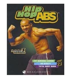 3P Brand New HIP HOP ABS Level 1-2- 6 DVD SET +2cards