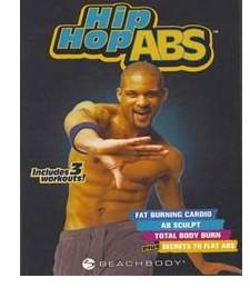 10P Brand New HIP HOP ABS Level 1-2- 6 DVD SET +2cards