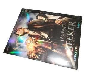 The Legend of Seeker season2 (3DVD Sealed Boxset)