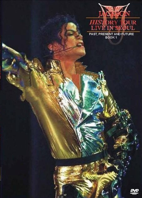 MICHAEL JACKSON LIVE IN SEOUL KOREA 1996 / 2 DVD SET