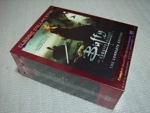 Buffy the Vampire Slayer SEASON 1-7 (39DVD Sealed Boxset)