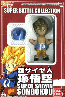 Bandai Dragonball GT Super Saiyan GOKOU Action Figure