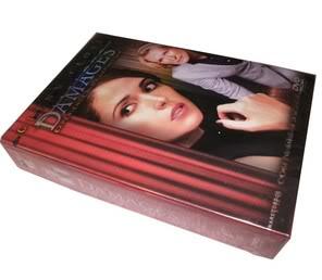 Damages Season1 2 3 1-3 (15DVD Sealed Boxset)