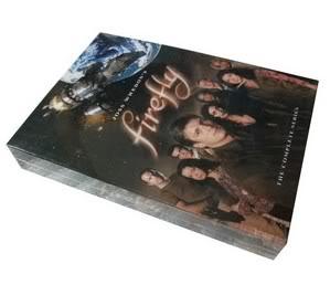 FIREFLY Season1 (4DVD Sealed Boxset)