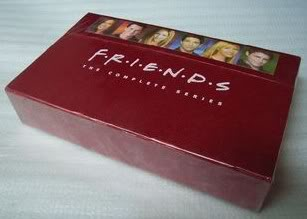 friends 1-10 Season 40DVD+2CD  boxset