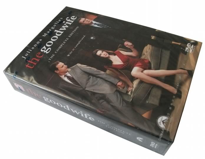 The Good Wife Seasons1-2 (16DVD Sealed Boxset)