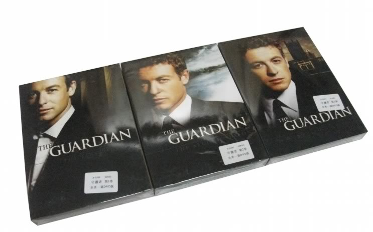 THE GUARDIAN Seasons1-3 (18DVD Sealed Boxset)
