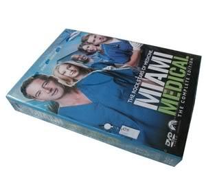 Miami Medical Season1 (6DVD Sealed Boxset)