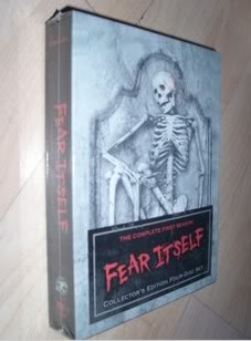 Fear itself (4DVD-D9 Sealed Boxset)