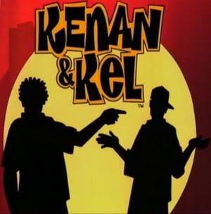 Kenan and Kel complete