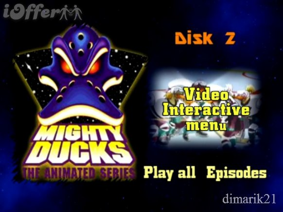 Mighty ducks complete animated TV series