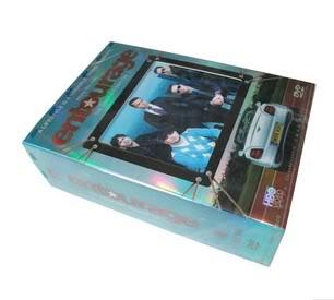 Entourage Season1-7 (29DVD Sealed Boxset)