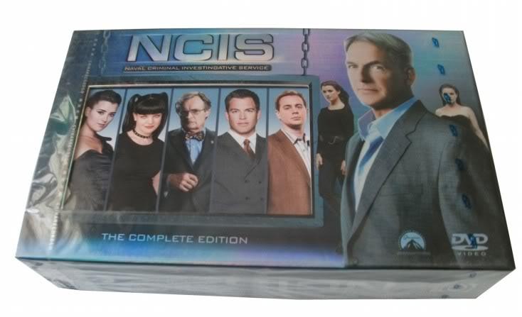 NCIS Complete Seasons1-8 (53DVD Sealed Boxset)