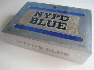 NYPD BLUE The Complete Seasons1-4 (28DVD Sealed Boxset)