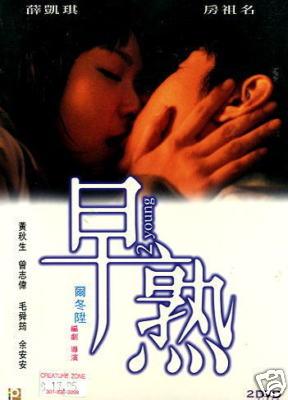 2 YOUNG HONG KONG MOVIE DVD