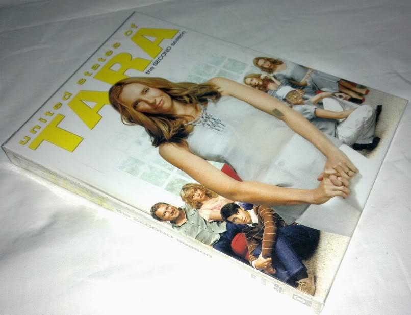 TARA Seasons2 (2DVD Sealed Boxset)