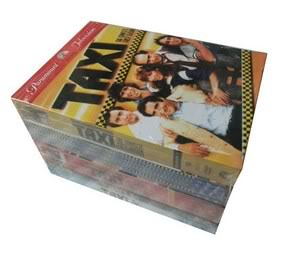 TAXI season1-5 (17DVD Sealed Boxset)