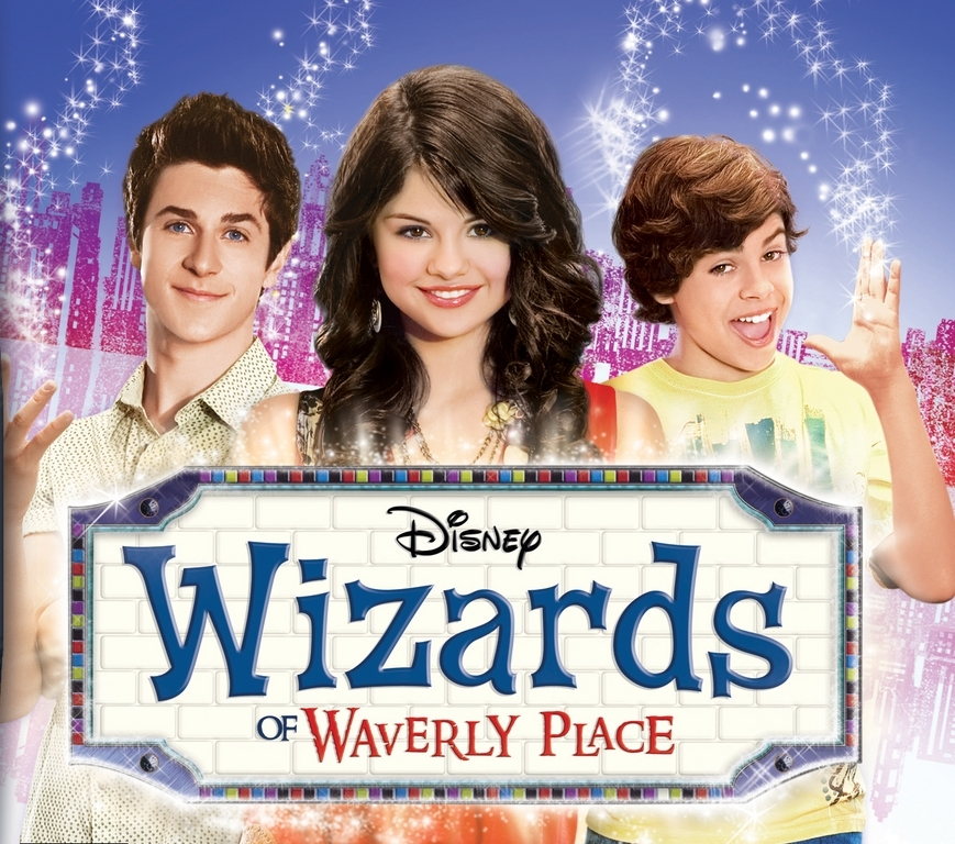 THE WIZARDS OF WAVERLY PLACE EDIBLE CAKE IMAGE