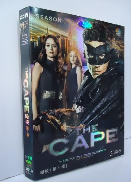 The Cape Season1 2DVDBOXSET-D9