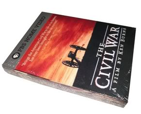 The Civil War (10DVD Sealed Boxset)