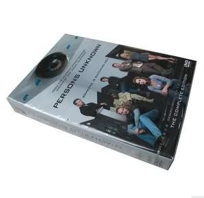 Persons Unknown season1 (5DVD Sealed Boxset)