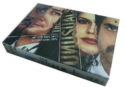 The Unusuals Season 1 (5DVD Sealed Boxset)