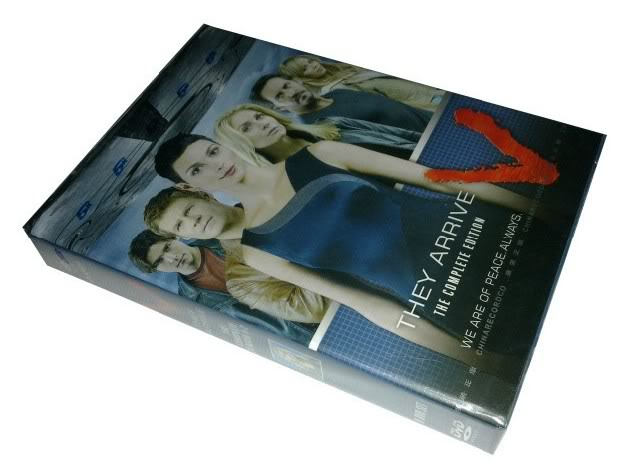 V 2009 Seasons1-2 (8DVD Sealed Boxset)