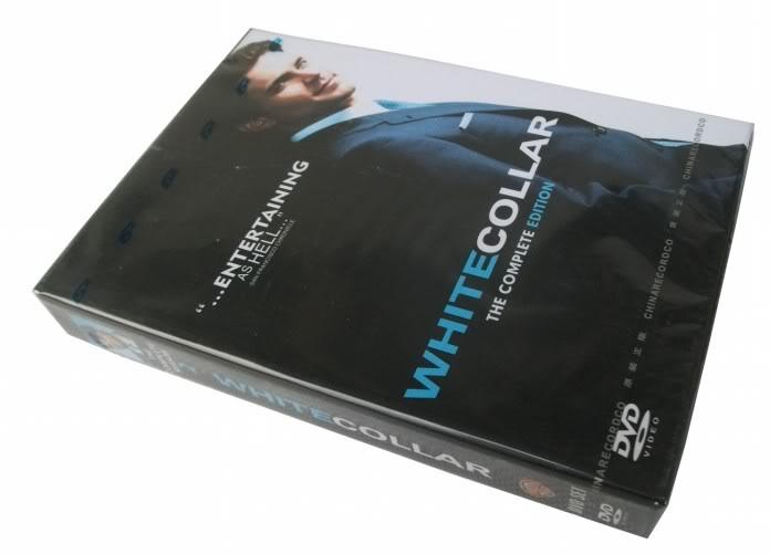WhiteCollar Season2 (5DVD Sealed Boxset)