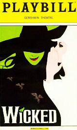 WICKED THE MUSICAL - LOS ANGELES CAST (CLEAN) ON DVD