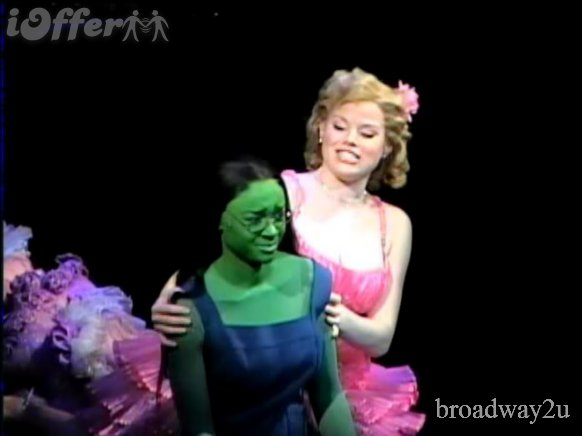 WICKED THE MUSICAL - SUPER CLEAN, CURTAIN TO CURTAIN!