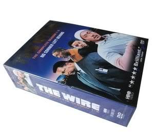 The Wire Seasons1-5 (24DVD Sealed Boxset)